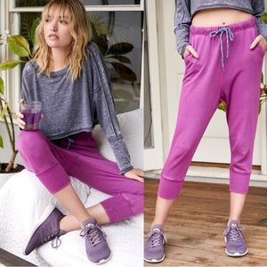 Free People Pants & Jumpsuits - Free People Movement Counterpunch Cropped Jogger